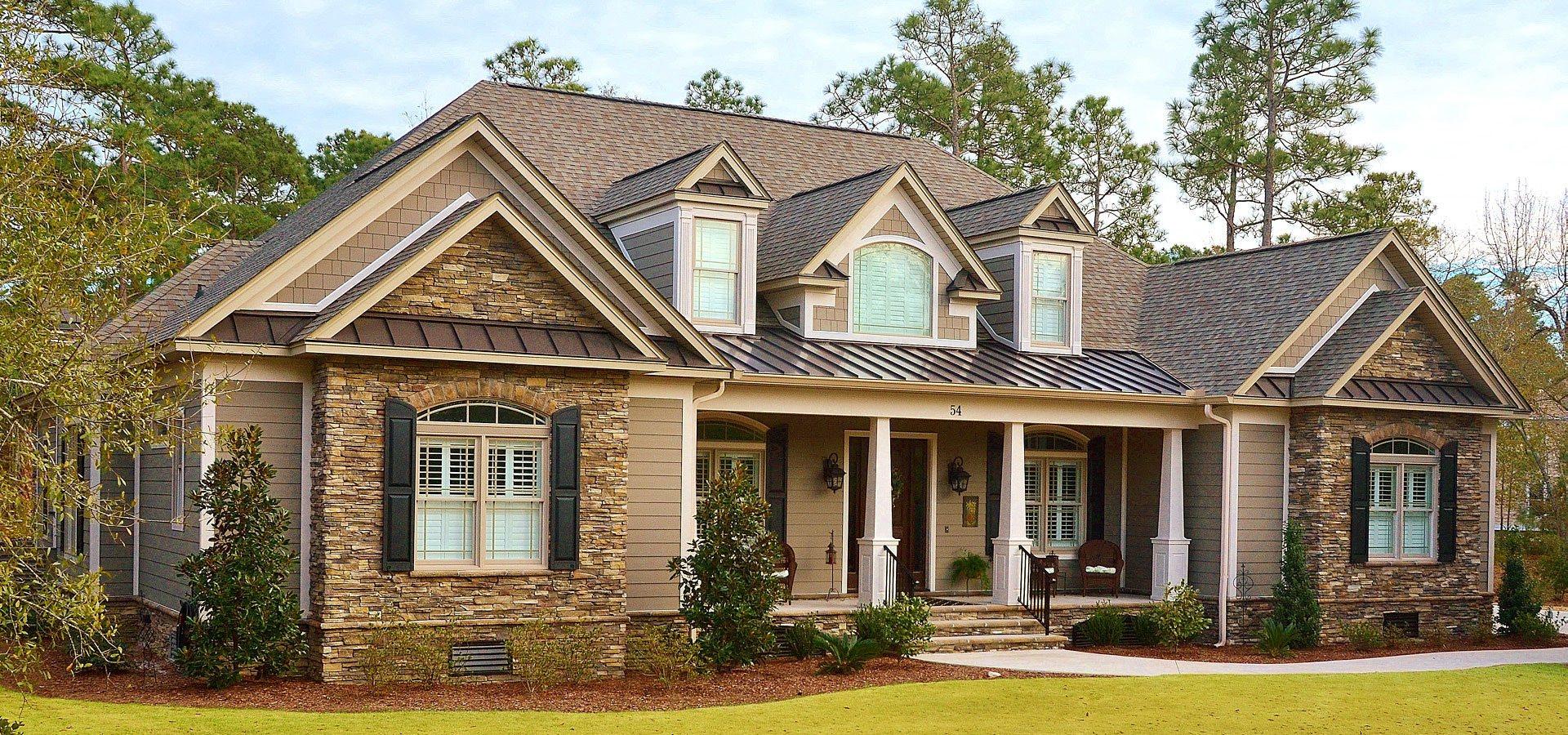 poulin custom builders full in house design - Home Design Construction